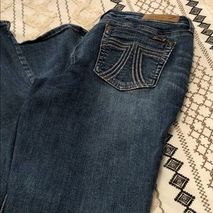 Women's seven jeans 👖 great condition/ inseam 31